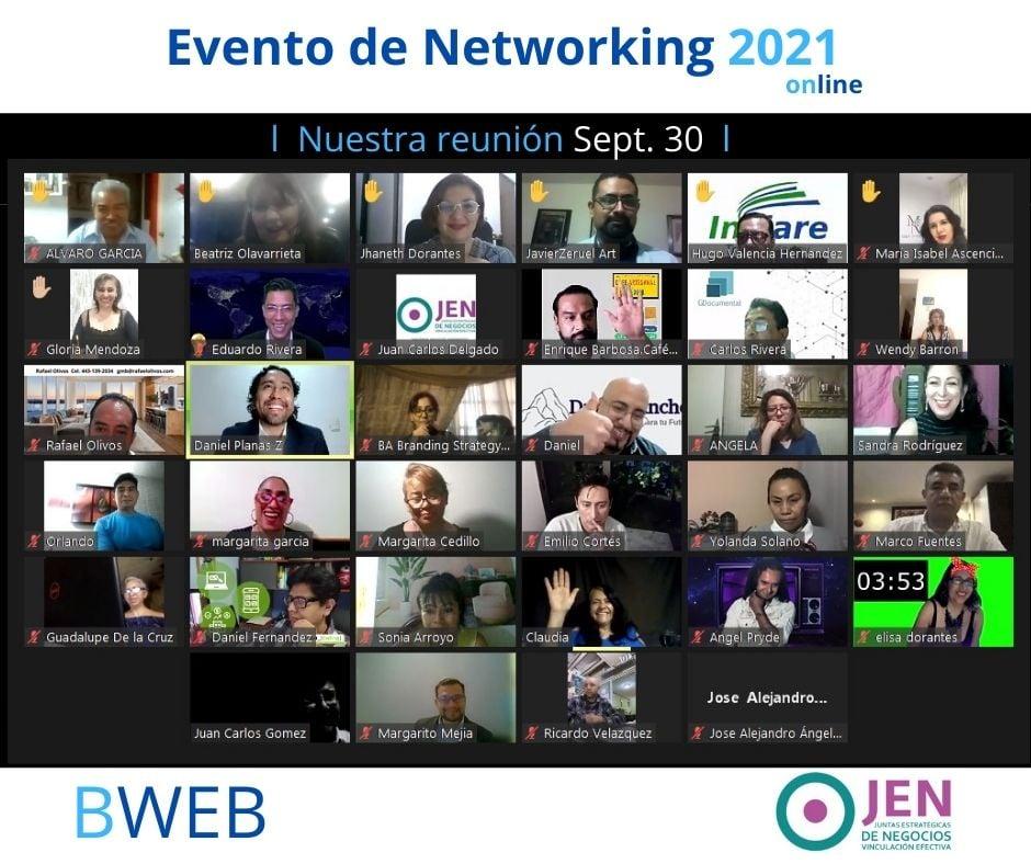 BWEB Networking MOVE