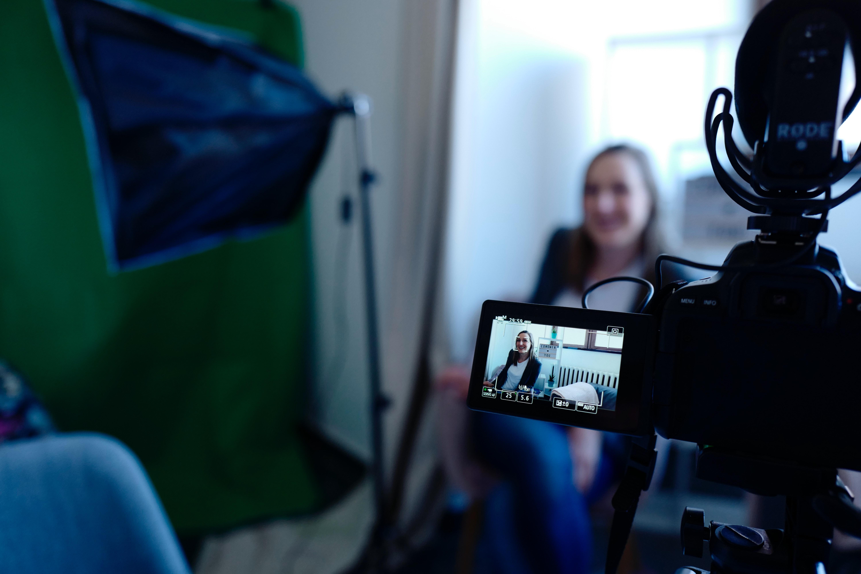 Cómo hacer un video de presentación creativo
